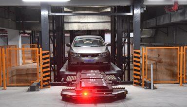 Parking Robotizado